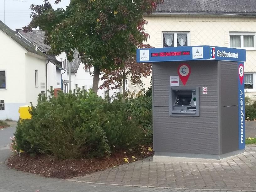 moeyserv-Geldautomat in Gonzerath Seitenansicht 3